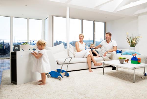 家庭空气净化器摆放技巧