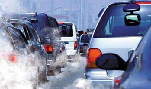 九月见霾主因在于机动车污染